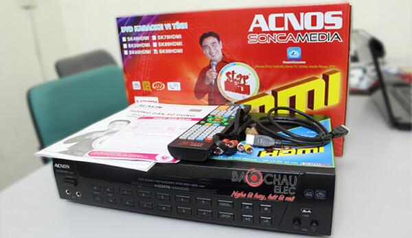 Bảo hành các sản phẩm Acnos tại Đà Nẵng