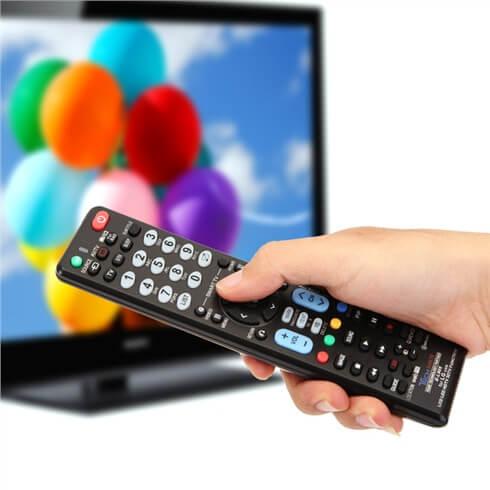 Cách khắc phục lỗi tivi không nhận remote ( điều khiển từ xa)